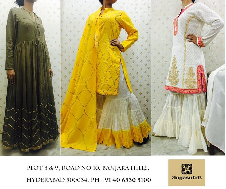 Festive attire by #HeenaKochhar Pret & Couture at Angasutra, 23 - 24 JUNE, 11 AM - 7 PM. Call us +91-40-6530-3100 to place an order now! ‪#‎fashion‬ ‪#‎style‬ ‪#‎glam‬ ‪#‎ootd‬ ‪#‎eid‬ ‪#‎eidmubarak‬ ‪#‎eid2016‬ ‪#‎eidshopping‬ ‪#‎shopping‬ ‪#‎ramadan‬ ‪#‎ramzan‬ ‪#‎festival‬ ‪#‎stylish‬ ‪#‎couture‬ ‪#‎pret‬ ‪#‎actor‬ ‪#‎movies‬ ‪#‎bollywood‬ ‪#‎instapic‬ ‪#‎instalike‬ ‪#‎fashionable‬ ‪#‎magazines‬