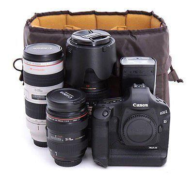 camera bag padding inserts, camera bag insert diy, camera ...