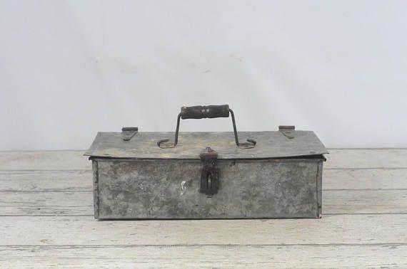 Zinc Tool Box Metal Box Toolbox Metal Tool Box Galvanized Box