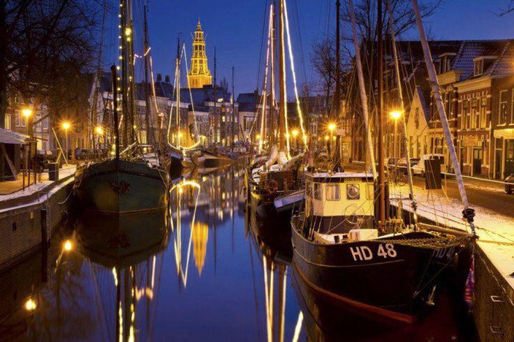 Groningen op zijn allermooist - Groningen -Schuitendiep