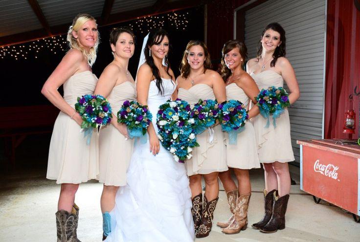 Redneck Wedding Pictureperfect Pinterest Wedding