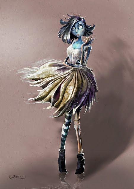 Oana's Artblog: Ina's portret