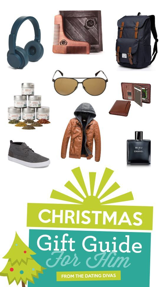 What to get the guy youre dating for christmas
