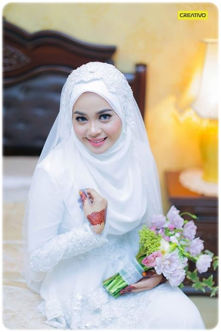 Journal of my life ❤ I Beautiful Malay Bride I photographer: CREATIVO