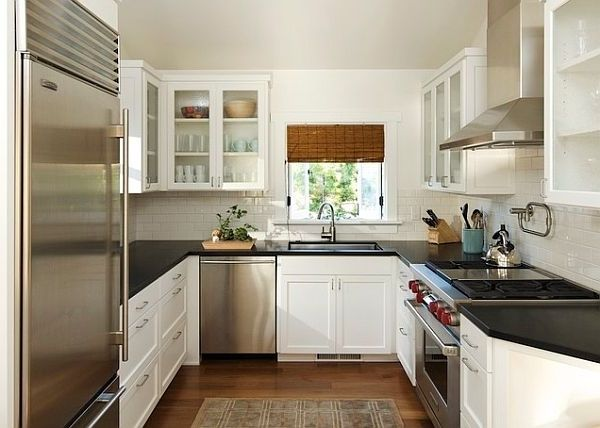 lovely kitchen delectable u shape kitchen decoration ideas | 1000+ images about Kitchen U-shaped with end window on ...
