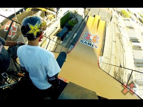 GoPro: Mitchie Brusco's Road to X Games XVIII Episode 3 #xgames #sketaboard #gopro