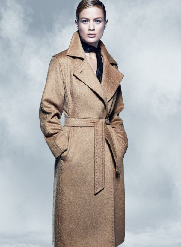 First View | Max Mara F/W 2014.15 Ad Campaign – Bloginvoga | The Latest Fashion News and Trends
