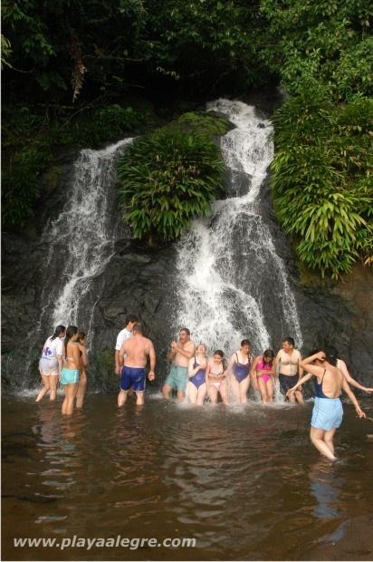 Cascada #BahíaSolano #DestinoChocó