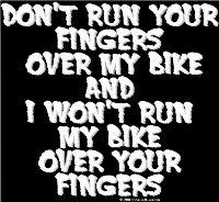 Bikes & Bikers: The Attitude
