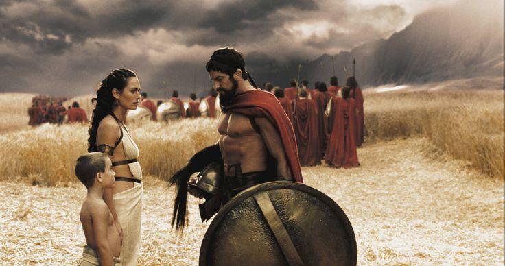 300..: 300 Spartan, Lena Headey, Capes, The Queen, Gerard Butler, Scene, 300 Movie, Photo Galleries, Favorite Movie