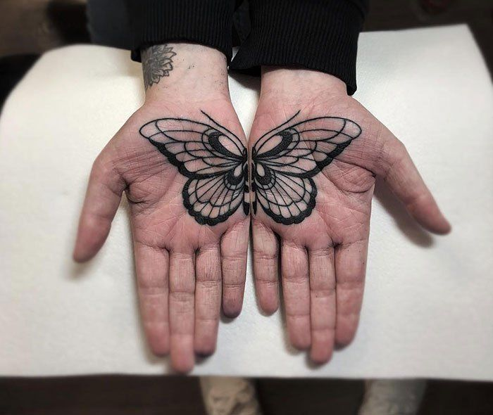 34 Best Palm Tattoo Ideas Bemethis Palm Tattoos Hand Palm Tattoos Hand Tattoos