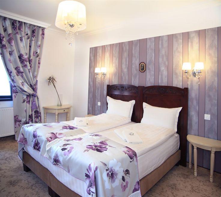 Conac | Boutique Hotel | Conacul Bratescu | Mansion | Bran, Brasov , Romania | Room | Sparkling Diamond Room 5 | Elegance | Interior Design | Water color | Crystal Elements | Luxury Room