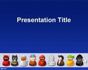 superhero powerpoint template - offplay.khafre.us
