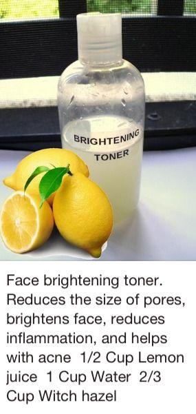 Spa Day Tip: Use lemons