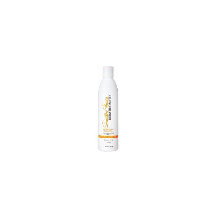 Keratin Complex Smoothing Therapy Keratin Care Shampoo - 13.5oz