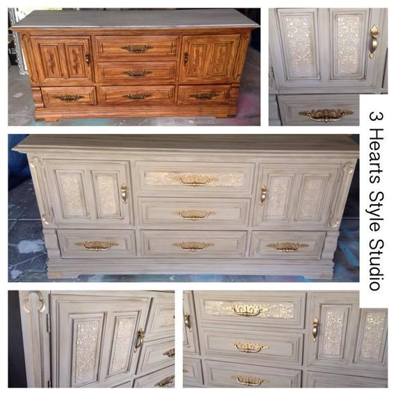 Gold Collection Painted Furniture