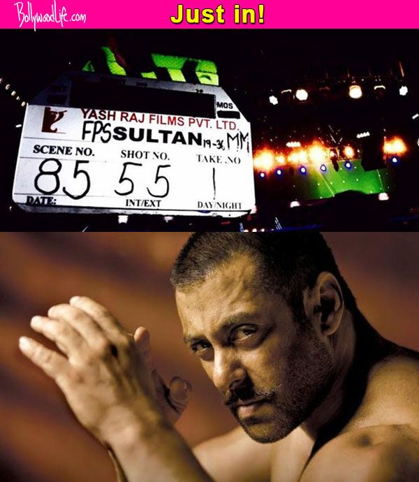 Check out this FIRST picture from the sets of Salman Khan's Sultan! #sultan #salmankhan