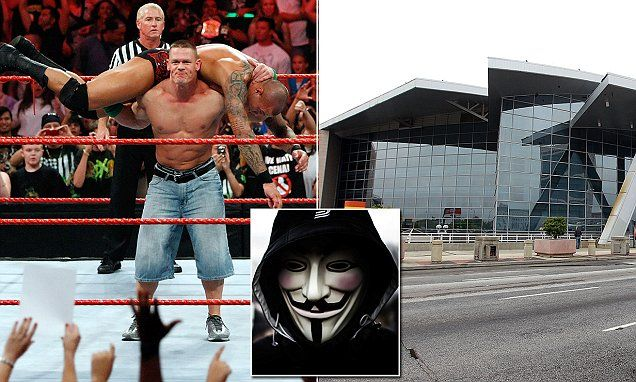 FBI 'is aware of' ISIS threat to attack Atlanta stadium during WWE event on Sunday night PUBLISHED: 08:29 EST, 22 November 2015 | UPDATED: 09:19 EST, 22 November 2015 is  it real or is it a ploy for ratings
