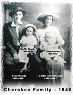 Sizemore Native American Connection. Includes numerous Blevins ancestors.