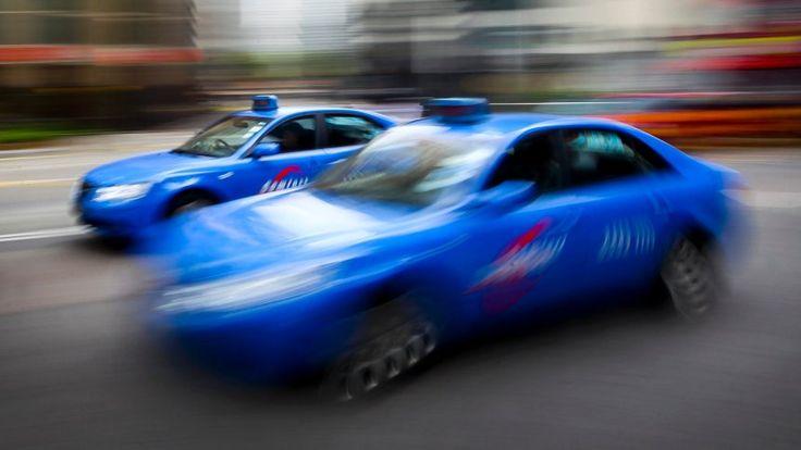 Studie zu Autofarben: Blaue Taxis haben mehr Unfälle als gelbe - SPIEGEL ONLINE - Nachrichten - Wissenschaft