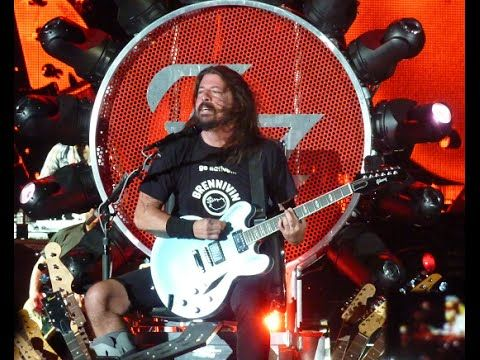 Foo Fighters - Times Like These, Learn To Fly - Gorge Amphitheatre - George WA - 9-12-2015