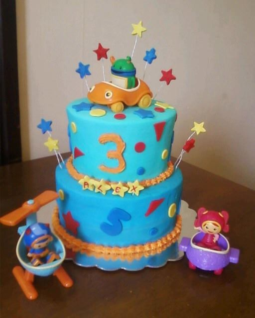 Umizoomi Cake Pictures