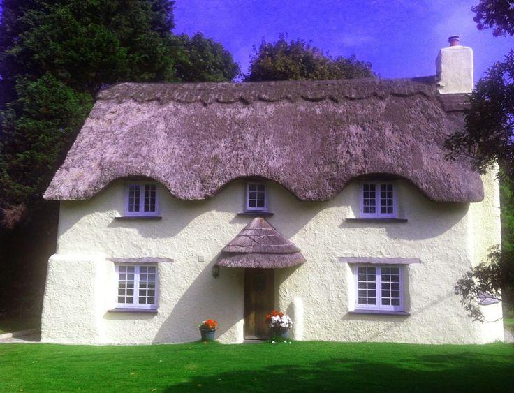 Cornwall Bosinver Farm Cottages, Coliza -  Inspired A Unique Art Print