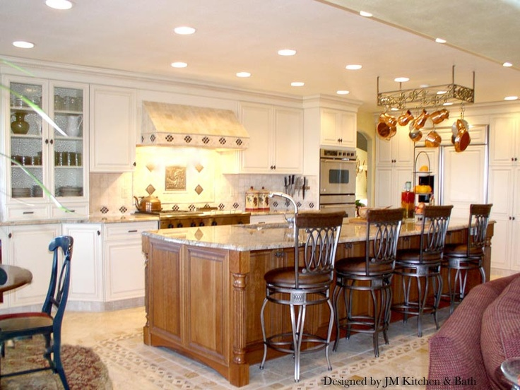 Beautiful Custom Kitchen With Eating Space Http Www Jmwoodworks Com Colorado