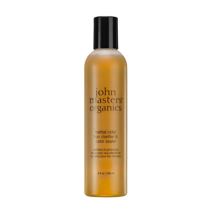 Limpiador Profundo y Sellador de Color - Herbal Cider Hair Clarifier & Color Sealer - Oianora