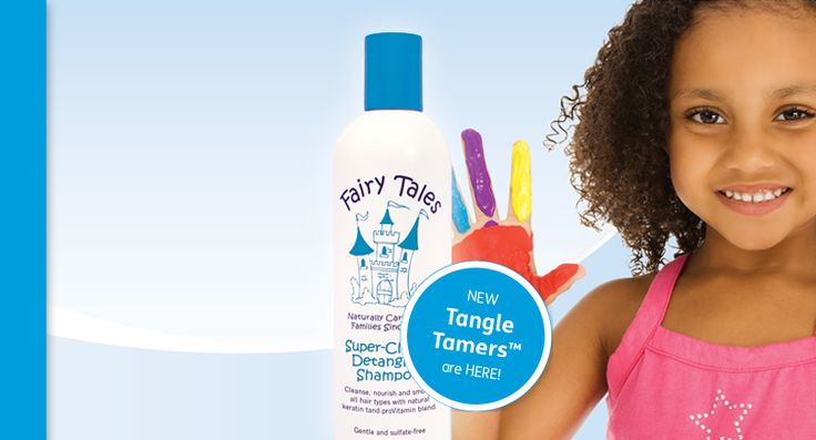Welcome To Fairy Tales Hair Care