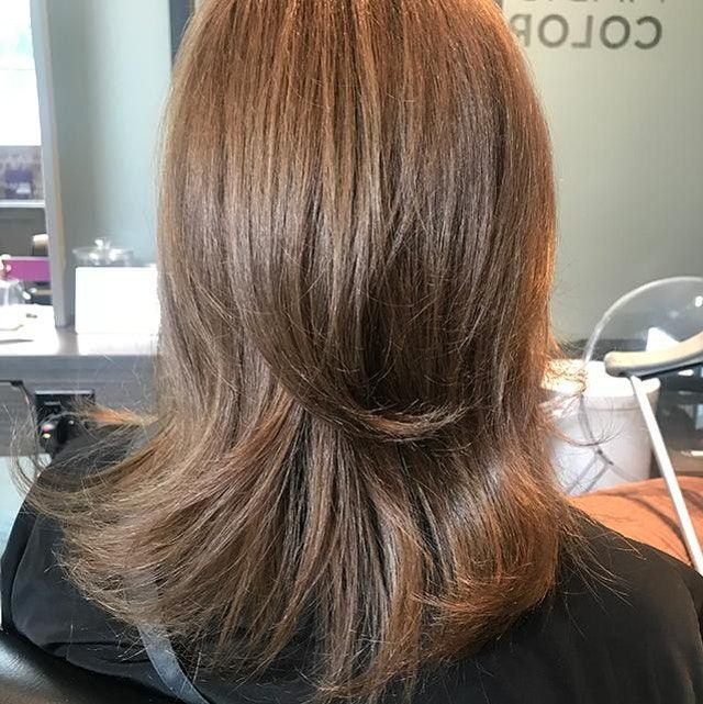 Veneto Light Brown Cool Light Brown Hair Color With Smoky