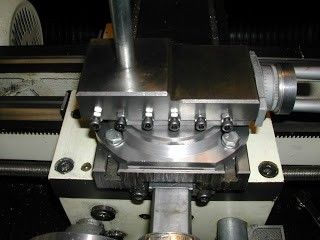 Pitkin Donut Base and Clamp by Smitty -- Homemade Pitkin donut base and clamp machined from 4140 steel. Intended for a Jet 9x20 lathe. http://www.homemadetools.net/homemade-pitkin-donut-base-and-clamp