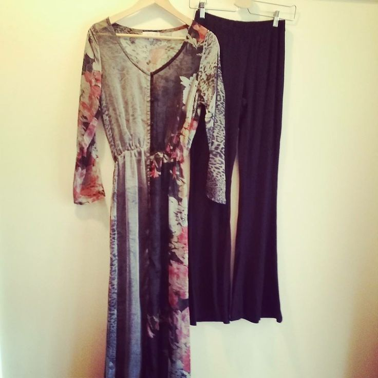Freedom Bells $79.95 and Gypsy Rock Long Cardigan $79.00.