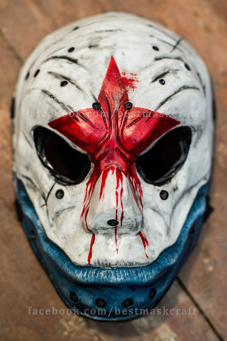 inspired Sokol Payday-2 Payday the heist mask game by Maskforsale