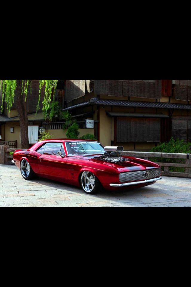 200 Best Images About Favorite Camaros On Pinterest Cars