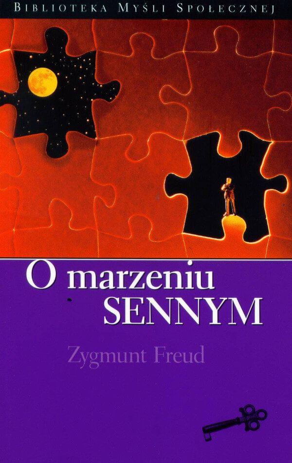 O marzeniu sennym / Zygmunt Freud   O marzeniu sennym to jedno z pierwszych dzieł Freuda, które można nazwać rewolucyjnymi. W przeciwieństwie do poprzedników zajmujących się zjawiskiem snu Freud nadał mu kontekst psychologiczny, zagłębiając się w obszary podświadomości, o jakich nie śniło się wcześniejszym badaczom.