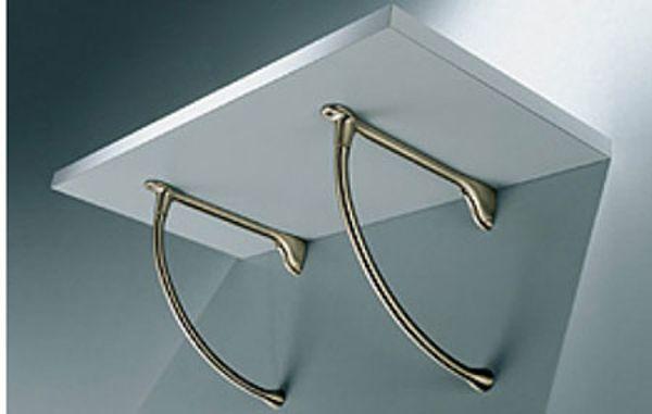 wood shelf bracket 240 mm kitchen ideas wood shelf brackets rh pinterest com