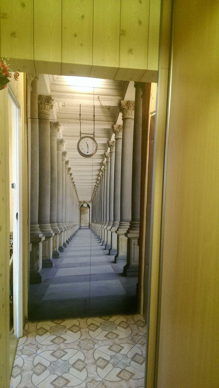 Naklejka na szafę :-) Przedstawiamy Wam metamorfozę szafy, nadesłaną przez naszą zadowoloną klientkę. Taki motyw znajdziecie tutaj: http://www.fototapeta24.pl/getMediaData.php?id=17237871 #fototapeta #fototapeta24 #obraz #aranżacjawnętrz #wystrójwnętrz #decor #design