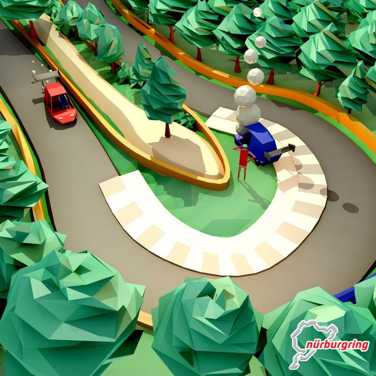 low_poly_scene___nurburgring_close_up_by_kautsar211086-d69yx4w.jpg (894×894)