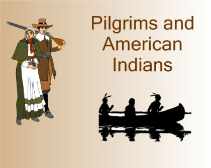 the relationship between indians and pilgrims