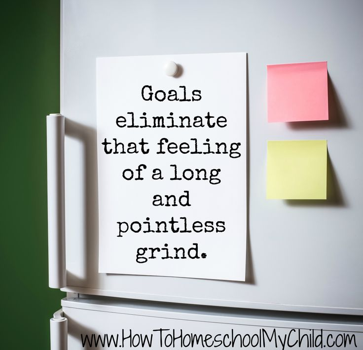 Setting goals as a homeschool mom can be hard. Is it really necessary? Read our article at www.HowToHomeschoolMyChild.com