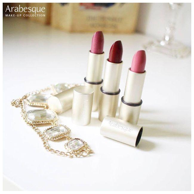 Vielen Dank an die Bloggerin & Instagrammerin Kalilopii für das schöne Bild der ARABESQUE Perfect Care & Volume und Perfect Color Lippenstifte! #arabesque #lipstick #lips #lippen #care #volume #beauty #makeup #amazing #pflege #kosmetik #cosmetic #make-up #care