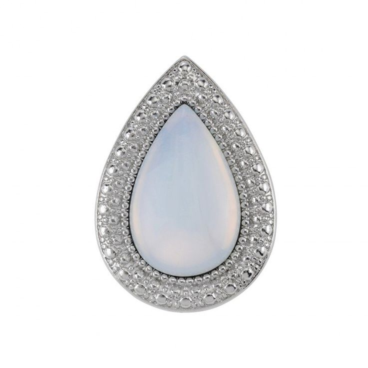 SAMANTHA WILLS - BOHEMIAN BARDOT RING - MOONSTONE