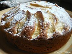 Torta di mele norvegese | Ricetta
