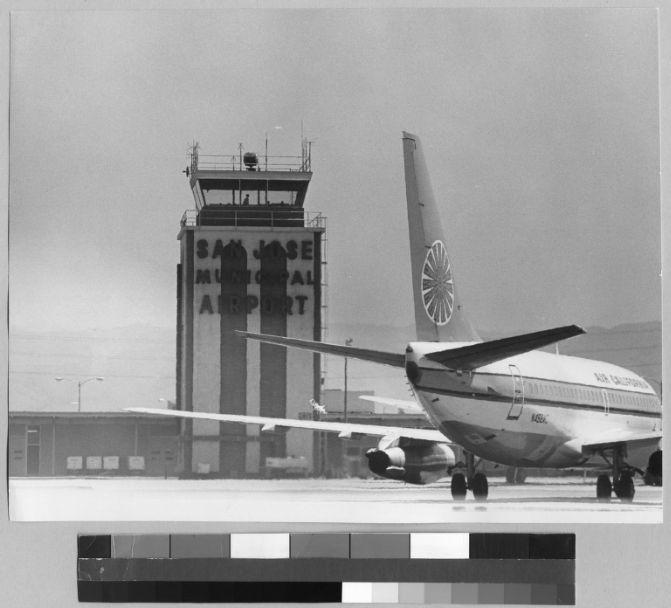 san jose muni airport 1970 this is what the old san jose airport rh pinterest com