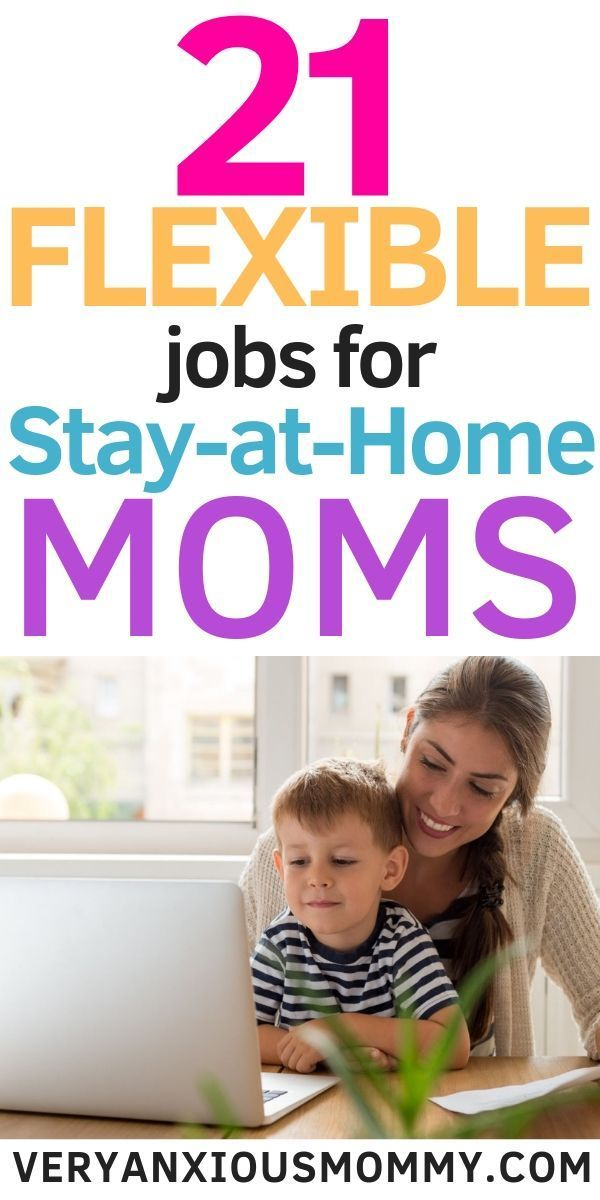 21 Legit Work At Home Jobs For Stay At Home Moms Home