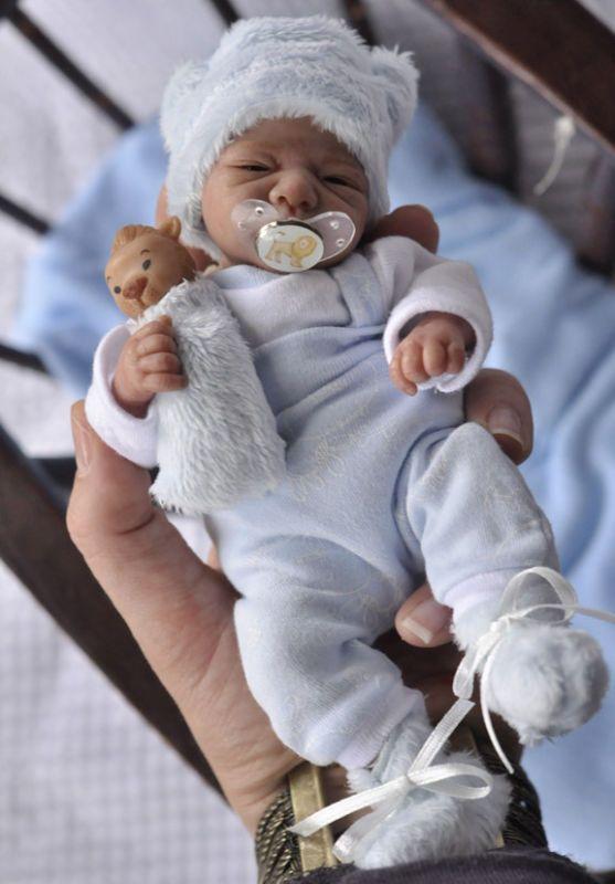 ~ Mini OOAK Baby de azúcar por mina Otis ~