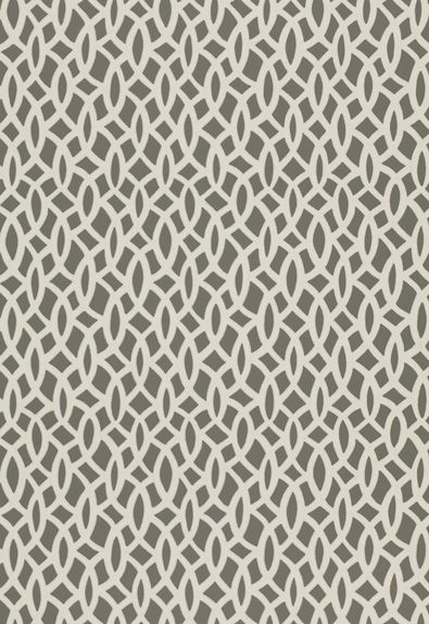 Chain link charcoal schumacher all over but not as busy for Schumacher chenonceau charcoal wallpaper