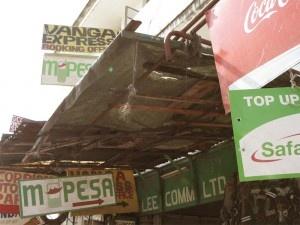 La Revolución Móvil en mi viaje a Kenia....