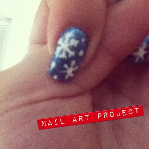 christmas | Tumblr nailartproject.tumblr.com